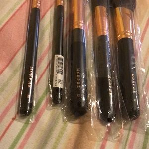 Morphe Makeup - Morphe brushes. Set of 5, brand new. Never used.
